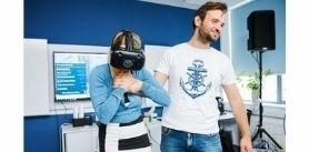 Аренда клуба виртуальной реальности U-ViW фото