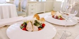 Скидка 70% на бизнес ланч в ресторане при гостинице POLONEZ фото