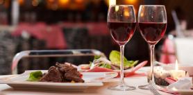 -50% на Романтический ужин в кафе-караоке B2. фото