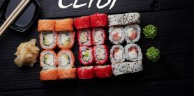 Суши-сеты от рестобара «Perec Lounge» фото