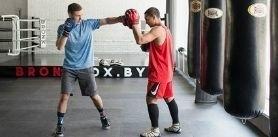Первое посещение вспортивном клубе Bronx Gym фото