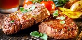 -50% на вкуснейший стейк из мраморной говядины от кафе Розмарин фото