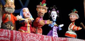 Спектакли втеатре кукол «Дом Солнца» фото