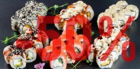 Суши сеты от Sushi Studio! фото