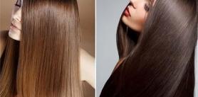 Бразильское кератиновое выпрямление волос Brazilian Blowout встудии красоты «Фиджи» фото