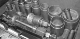 Диагностика подвески соскидкой при ремонте авто вСТО «Андим» фото