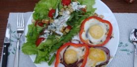 Завтрак вагроусадьбе «Абузерье» фото