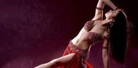 Пробное занятие вшколе восточных танцев «Лилия» фото