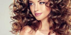 Укладка волос при стрижке и окраске корней в парикмахерской «Золотая антилопа» фото