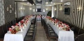 Клюквенный морс соскидкой58% при заказе банкетного мероприятия вресторане «Неаполь» фото