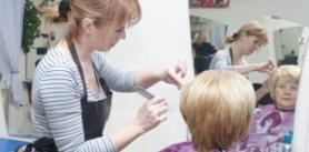 Стрижка для ветеранов ВОВ всалоне-парикмахерской «Фавола» фото