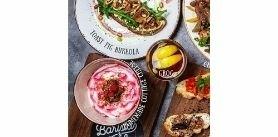 Всё меню кухни навынос вкафе «СоюзОнлайн» фото