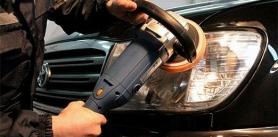 Полировка иоклейка фар бронированной пленкой, антигравийная оклейка кузова отавтомойки «Тут Сервис» фото