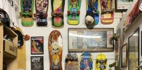 Скидка напосещение «Музея скейтбординга» фото