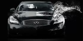 Мойка легкового автомобиля в «Автосмайл» фото