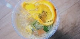 Лимонады со скидкой 50% от кафе Enjoy фото