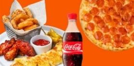 Сет «Сидим дома» впиццерии «Пицца Темпо» фото