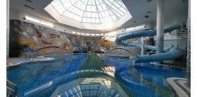 2часа посещения бассейна ссауной иводными процедурами для детей отбассейна «Беларусь» соскидкой35% фото