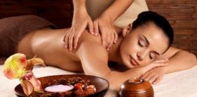 Тайский массаж спины иплеч вSPA-салоне Tropical Island фото