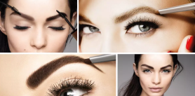 До -40% на коррекцию бровей + окрашивание краской в парикмахерской «Re-Style»! фото