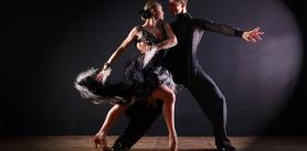 Пробное посещение аргентинского танго вшколе танца Dance Cafe фото