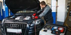 Компьютерная диагностика при ремонте авто вСТО «ДСМГараж» фото
