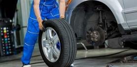 Шиномонтаж, ремонт проколов, балансировка, сезонное хранение шин вшиномонтаже «Эльмеор» фото