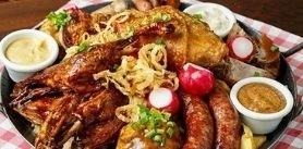 Все меню ресторана немецкой кухни BierKeller соскидкой до50% фото
