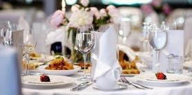 Свадебный банкет вресторане «Сочи» фото