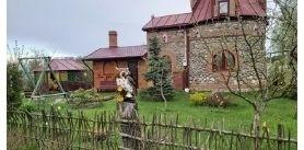 Катание навелосипедах при аренде усадьбы «Замок Елен» фото