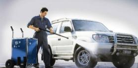 Комплекс «1+» снанесением полимерного покрытия Sonax Xtreme Spray иSea, мойкой резиновых ковриков салона (1комплект) вавтомойке «Чистый Car» фото