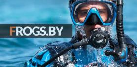 """до -60% на погружения с аквалангом от дайвинг-клуба """"FROGS"""" фото"""