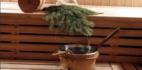 Русская баня в агроусадьбе «Приозерная» фото