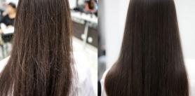 -50% на комплекс: Полировка волос + стрижка кончиков + восстанавливающая маска фото