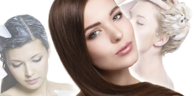 Уход за волосами при сложном окрашивании от парикмахерской «Золотая антилопа» фото