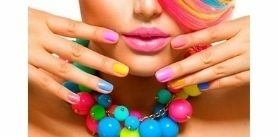 Маникюр, покрытие гель-лаком, наращивание, восстановление натуральных ногтей встудии красоты Nail.by фото