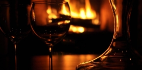 """-58% на ужин у камина в кафе """"Квартира №3"""" фото"""