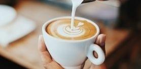 Любой кофе изменю до11:00в кафе «Жбан» соскидкой40% фото