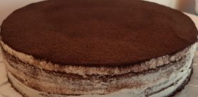 Скидка 100% на торт Тирамису в кафе «Селi-Паелi»! фото