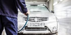 Мойка автомобиля потарифу комплекс Vip+ вавтомойке «Чистый Car» фото