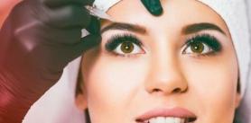 Перманентный макияж глаз, бровей, губ встудии Юлии Русиной фото