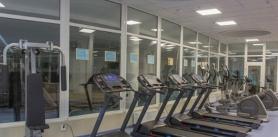 Разовое посещение тренажерного зала для посетителей сограниченными возможностями вгостинице «Беларусь» фото
