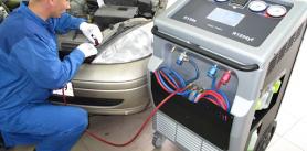 Заправка кондиционера вСТО «ГазАвто Систем» фото