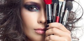 Комплекс макияж и прическа любой сложности  в салоне «Коса» фото