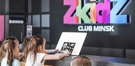 Посещение семейно-развлекательного клуба ZkidZ вТРЦ Galleria фото