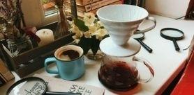 Сет издвух кофе вкофейне Sherlock за4,50руб. фото