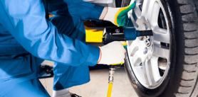 Заправка автокондиционера отшиномонтажа Tire Service фото