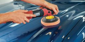 -50% на восстановительную и абразивную полировка кузова авто фото
