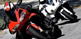 Пробное занятие в мотошколе MOTOGURU фото