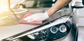 Очистка лакокрасочного покрытия вручной автомойке RS. Detailing фото